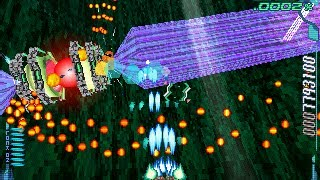 getlinkyoutube.com-Raycrisis - Max Difficulty - Longplay - PS1 - PlayStaion - PSX - Shmups - STG