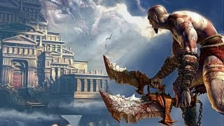 God of War Collection PS Vita Launch Trailer