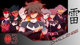3 - Kaminari Challenge #2: Inazuma Eleven Go 2 Chrono Stone - Genesis