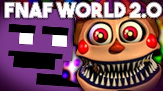 getlinkyoutube.com-ScottGames New Project? + FNAF World Update 2! ( NEW Characters!)