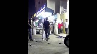 getlinkyoutube.com-عاجل هوشة مطعم باب اليمن الاحساء الكلابيه الجزء الثاني