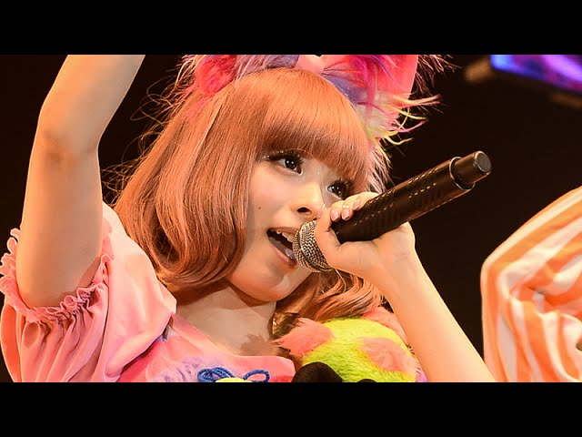 Kyary Pamyu Pamyu World Tour 2014 Bangkok