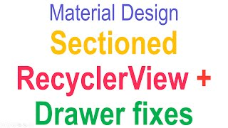 getlinkyoutube.com-263 Android Sectioned RecyclerView | coursetro.com
