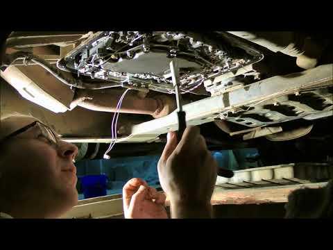 Промывка гидроблока Инфинити QX56