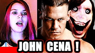 getlinkyoutube.com-John Cena AND Jeff the Killer - Scary Prank on Omegle