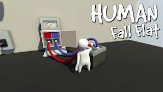 getlinkyoutube.com-Human Fall Flat - We Need Power - Part 8 [SOLO RUN]