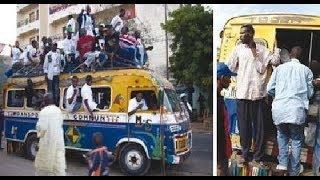 Senegal,Transports en commun au Sénégal le calvaire des personnes agées