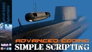 getlinkyoutube.com-Advanced Coding - Submarine [ARMA3]