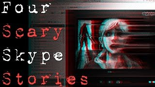 getlinkyoutube.com-4 SCARY SKYPE HORROR STORIES TO KEEP YOU UP AT NIGHT (Be Busta)