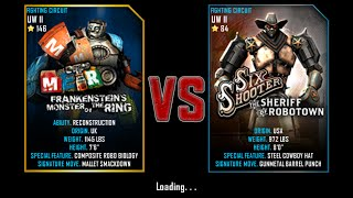 getlinkyoutube.com-Real Steel WRB Championship Metro Frankenstein VS Six Shooter NEW UPDATE