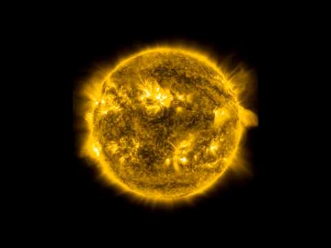 NASA SDO - Three Years of SDO Images