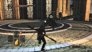 getlinkyoutube.com-Dark souls 2: armas chetadas, la lanza de santier