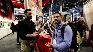 getlinkyoutube.com-2017 SHOT Show Coverage - 1/10 Benjamin Marauder Regulated & Benjamin NP2 SBD Silencer