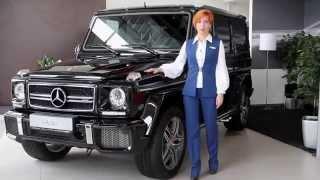 getlinkyoutube.com-Обзор автомобиля Mercedes-Benz G-Класс