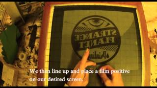 Quick Screen Printing Tutorial: T-shirt Printing From Start to Finish
