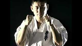 getlinkyoutube.com-Kyokushin kumite training
