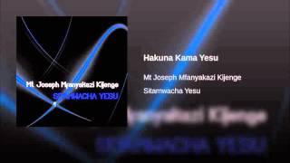 Hakuna Kama Yesu