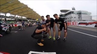 getlinkyoutube.com-2016 Msbk Round1 Sepang Circuit / Wet Race2