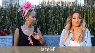 getlinkyoutube.com-Hazel-E Felt Assaulted After Having Drink Thrown On Her By Love & Hip Hop Hollywood Castmate