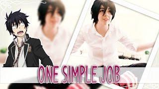 getlinkyoutube.com-【Blue Exorcist Skit】 One Simple Job