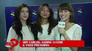 getlinkyoutube.com-Nadine Lustre, Yassi Pressman, Shy Carlos - Viva Princesses