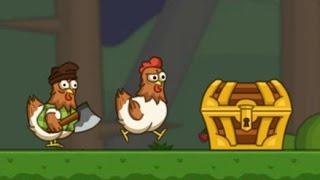 getlinkyoutube.com-Epic Cluck Full Gameplay Walkthrough