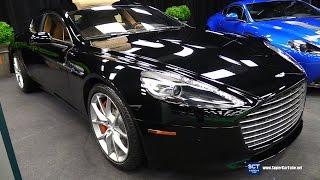 getlinkyoutube.com-2017 Aston Martin Rapide S - Exterior and Interior Walkaround - 2017 Montreal Auto Show