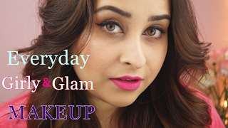 getlinkyoutube.com-Simple Glam Makeup - Using Maybelline Products