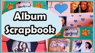Album de fotos Scrapbook #3