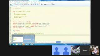 PHP PDO Tutorial Connection CRUD And login