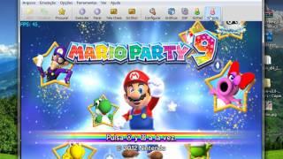 Mario Party 9 Wii (Jogo e Controle Configurado)
