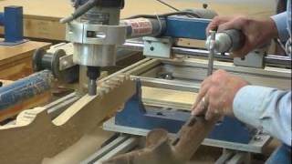 getlinkyoutube.com-Gemini Gunstock Carving Duplicator