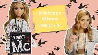 Project Mc² | Adrienne Attoms Perfume Experiment with Doll | Smart is the New Cool