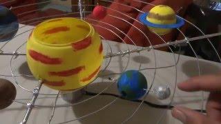 getlinkyoutube.com-Cómo hacer una maqueta del Sistema Solar en 10 pasos