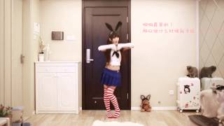 getlinkyoutube.com-kawaii Chinese girl dance--Shimakaze Kantai Collection