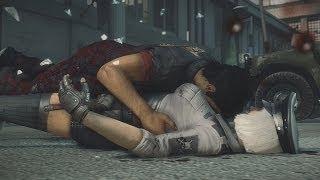 getlinkyoutube.com-Dead Rising 3 - Hilde Psychopath Boss Fight Xbox One Gameplay