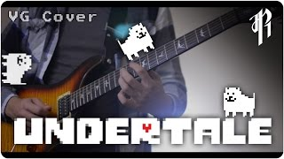 getlinkyoutube.com-Undertale: Hopes and Dreams / Save the World - Metal Cover || RichaadEB