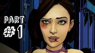 The Wolf Among Us Gameplay Walkthrough Part 1 - Faith - Episode 1