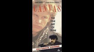 Canvas (1992) Previews   Screener VHS