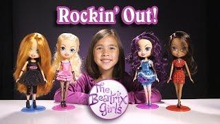 getlinkyoutube.com-Rockin' Out with The BEATRIX GIRLS Dolls!