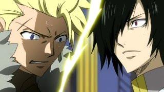 Natsu vs Sabertooth   Full Fight   Fairy Tail Episode 166   1080p HD