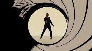 getlinkyoutube.com-James Bond - Gunbarrel Sequences Compilation 1962-2015 HD