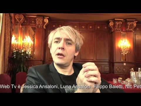 DURAN DURAN 1/4 intervistati da Red Ronnie