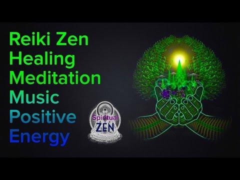 ☯Reiki Zen Aura Healing Meditation Music: 1 Hour Healing Music,  Relaxing Positive Motivating Energy