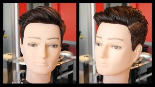 getlinkyoutube.com-Men's Haircut Tutorial - Messi NEW Haircut - TheSalonGuy