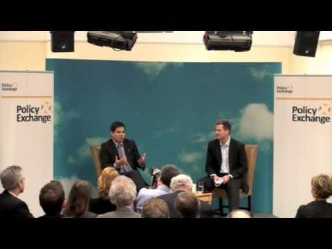 Shai Agassi on Green Transport in the 21st Century | 09.02.2011