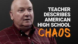 Teacher Describes an American High School:
