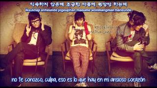 getlinkyoutube.com-Can I Love Again? 4MEN (포맨) [Sub español + Romanizacion + Hangul]