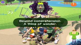 getlinkyoutube.com-Katamari Damacy Full HD gameplay on PCSX2