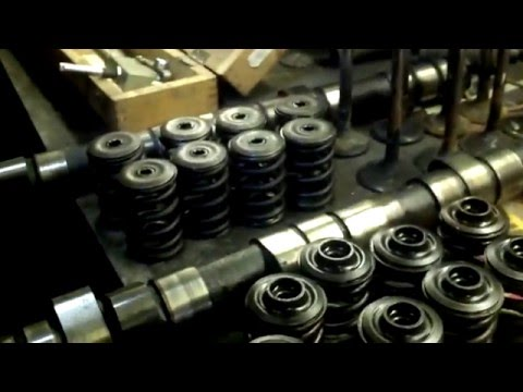 Ремонт двигателя М 102 на Мерседес 190,часть № 3 дефектовка и запчасти